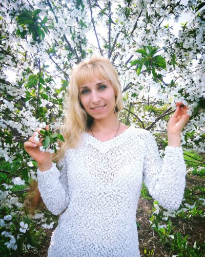 Автор блога Алёна Андрейко