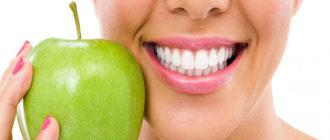 Сыроедение и зубы