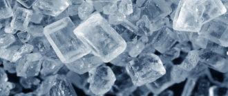 Полезна ли соль?
