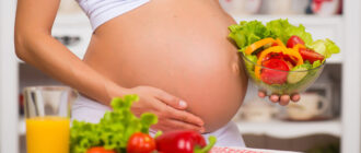 Беременность и сыроедение